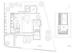 House in Senzaki Plan