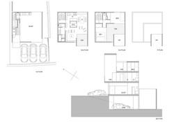 House in Ushitashinmachi Plan