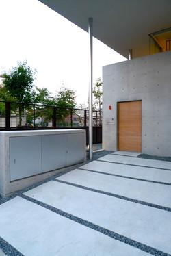 House in Sumiyoshi 03