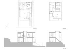 House in Midorigaoka Plan