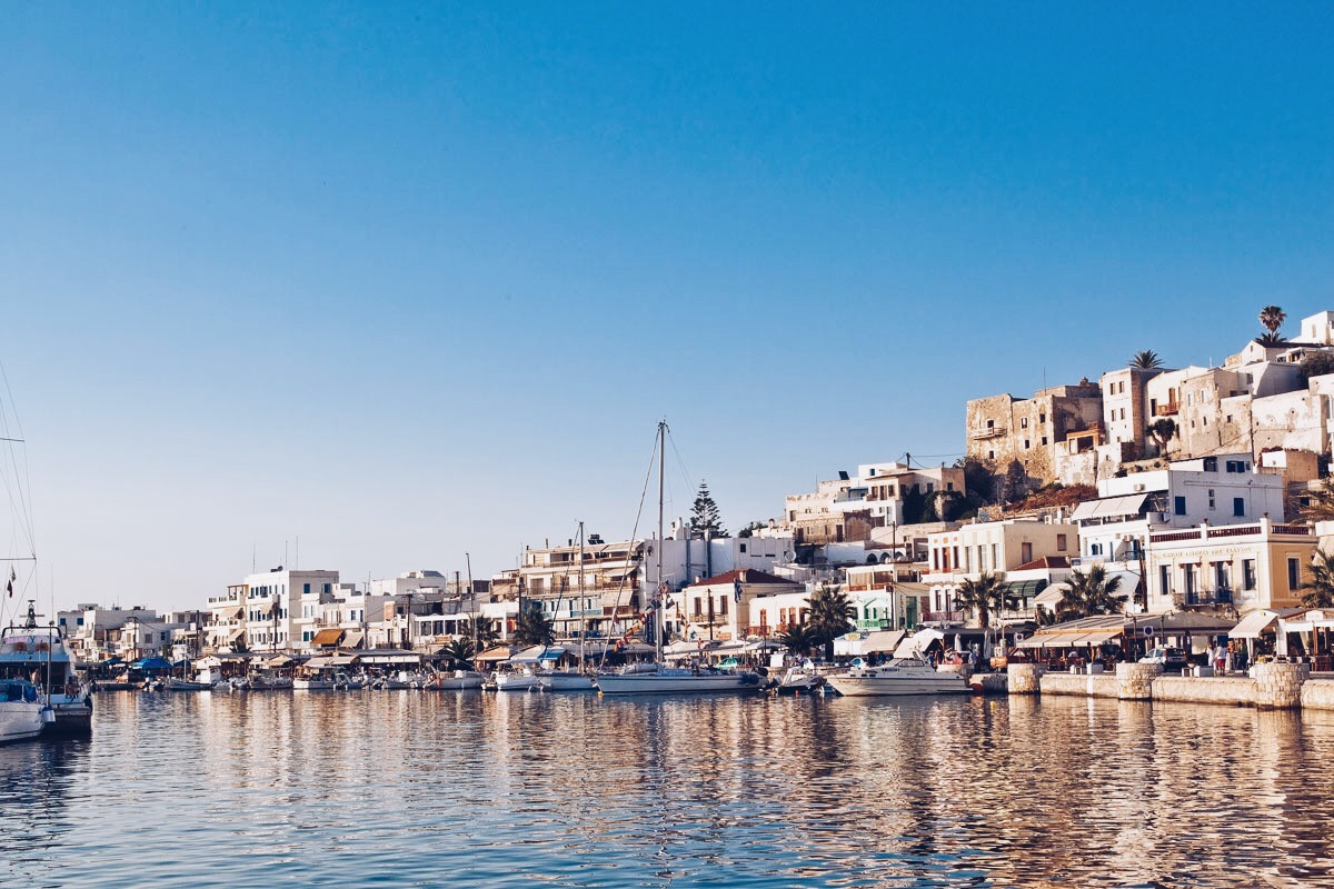 Chora | Naxos