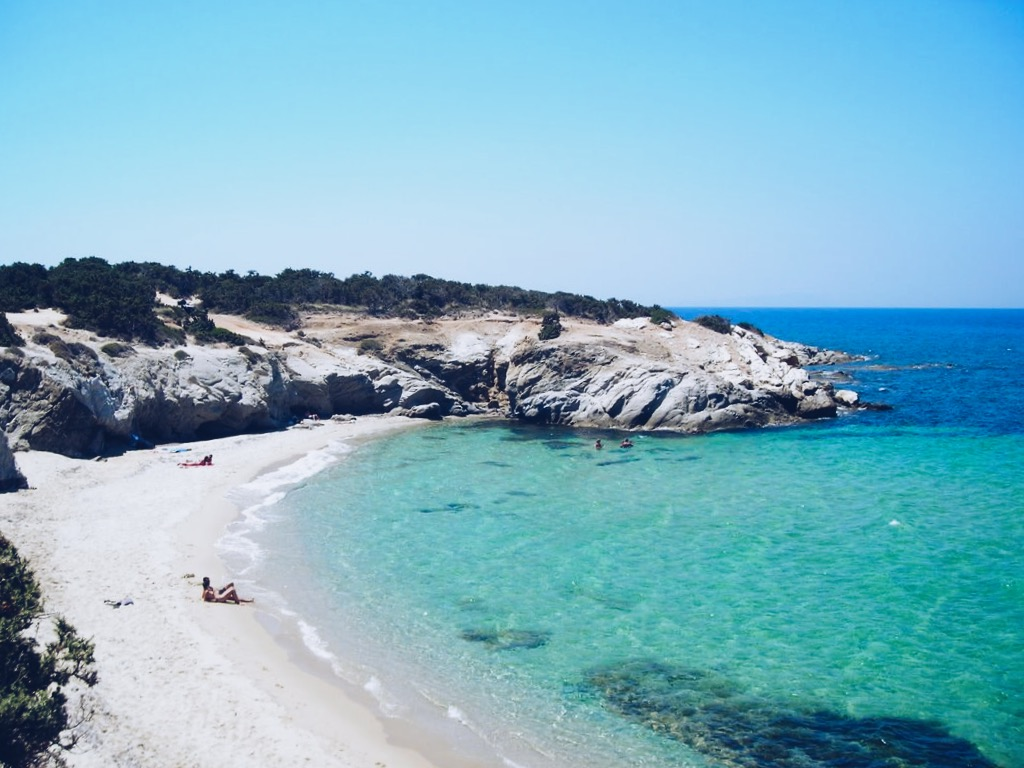 Hawaii Beach | Naxos