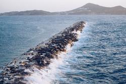 Port | Naxos