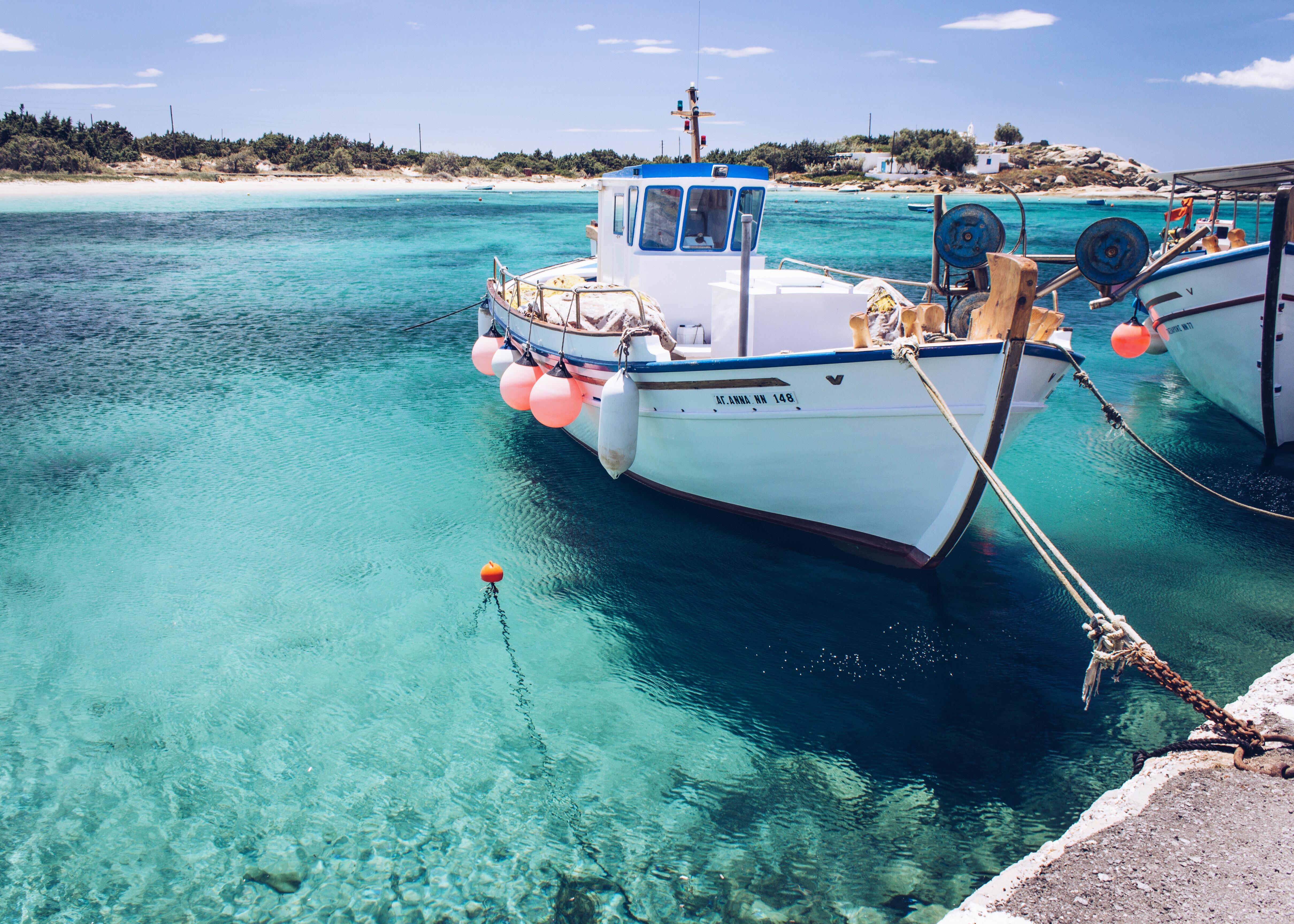 Agios Anna | Naxos
