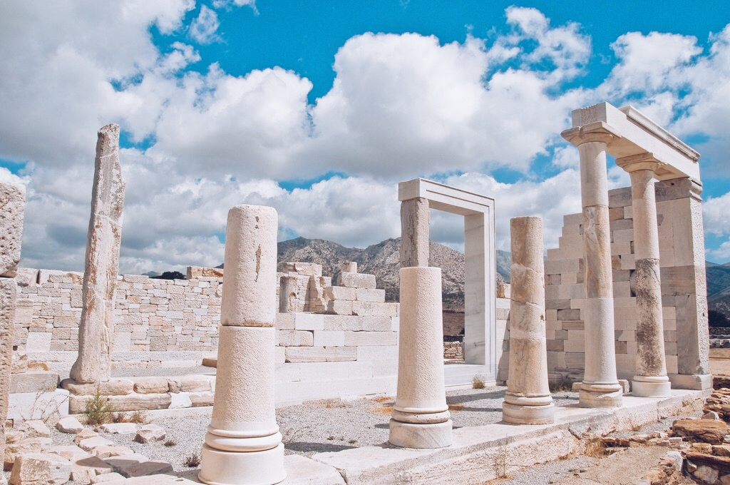 Temple of Demetra | Naxos