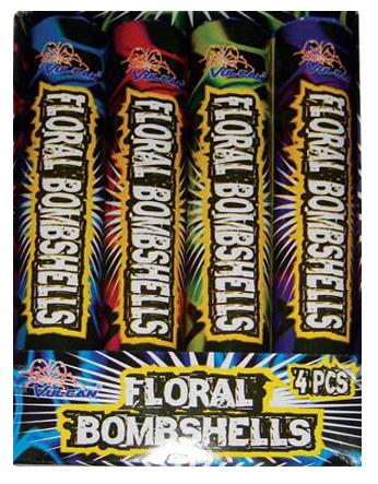 FLORAL BOMBSHELLS