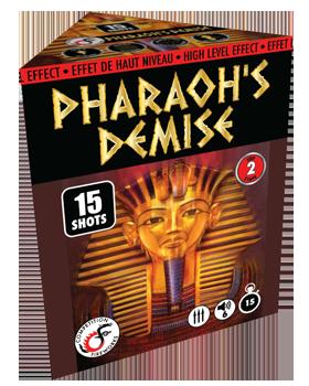 PHARAOH'S DEMISE