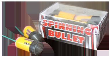 SPINNING BULLET