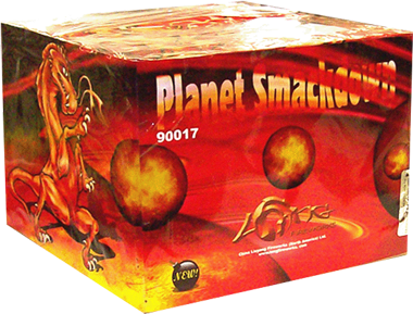 PLANET SMACK DOWN