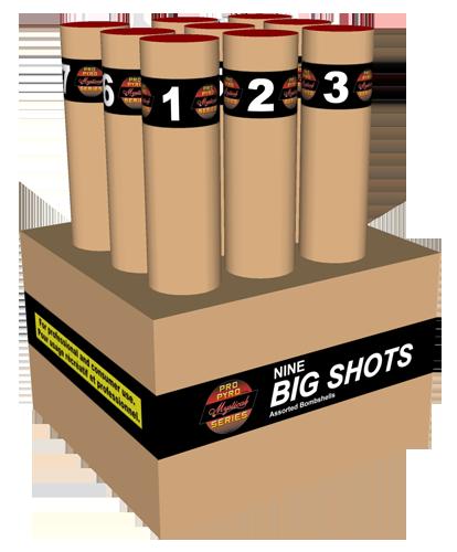 nine big shot