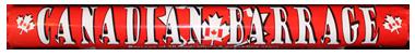 CANADIAN BARRAGE