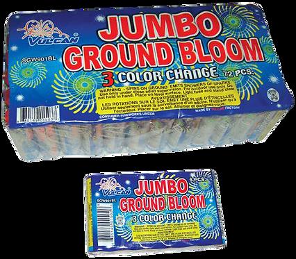JUMBO GROUND SPINNERS
