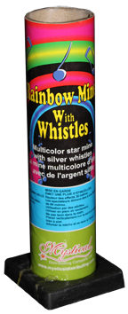 RAINBOW MINE WITH WHISTLES
