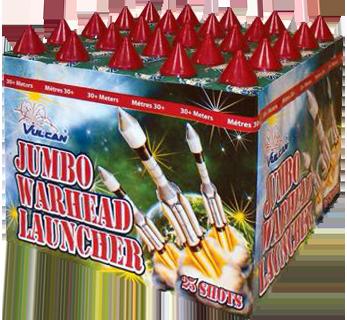 JUMBO WARHEAD LAUNCHER
