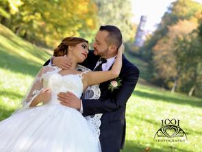 Hochzeit von  Cansu & Burak