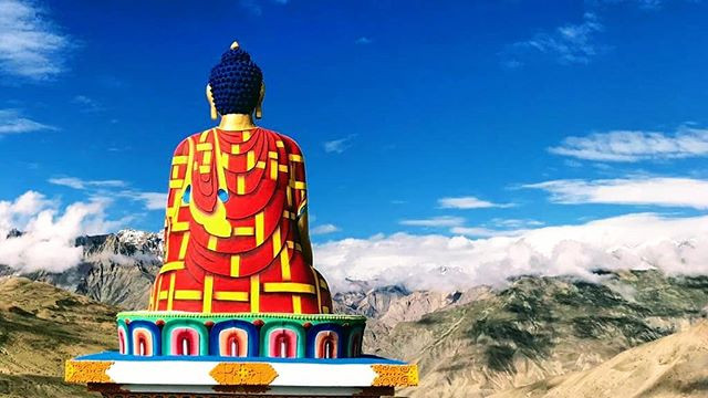devbhoomi_#Langza #devbhoomi #Budha #140