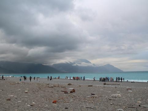 Qixingtan beach, Hualien