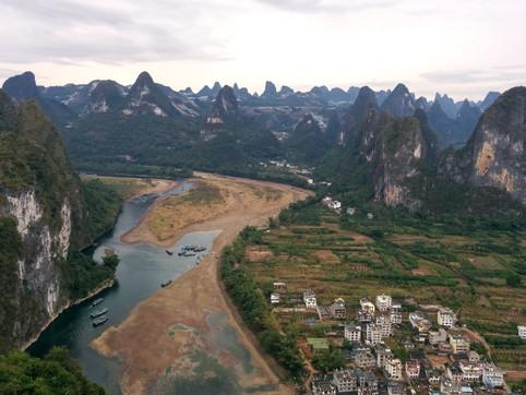 Laozhai Hill, Xingping (Yangshuo)