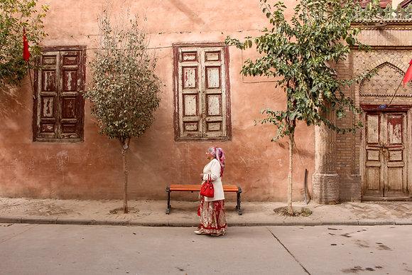 Kashgari woman