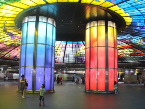 Dome of Light, Kaohsiung