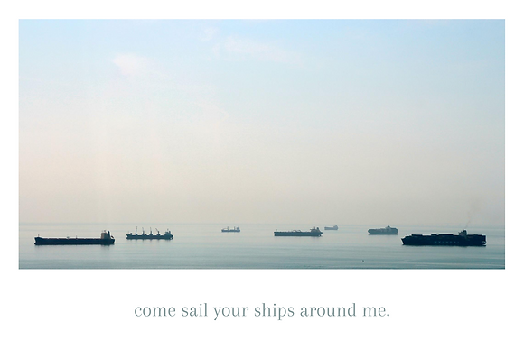 Sail your ships