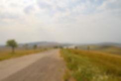 the road to Udabno, Georgia