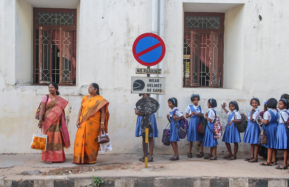 Pondicherry School A3