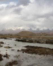 Karakol Lake on Karakuram Highway, Western China