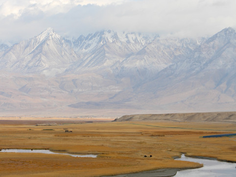 Tashkurgan's grasslands