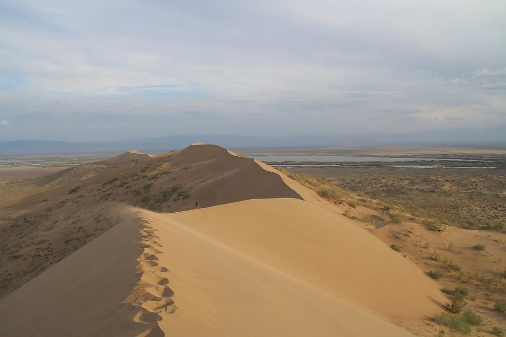 Altyn Emel Singing Dunes, Kazakhstan