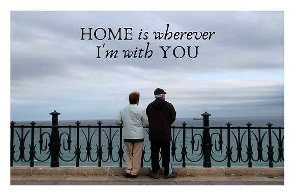Home is wherever I'm with you #2