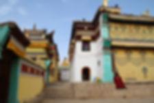 Wutun Monastery, Rebkong, China