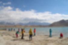 Karakol Lake, Western China