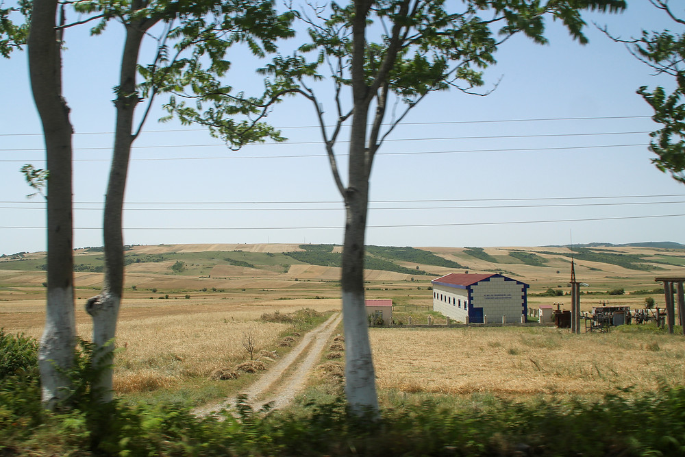 Azerbaijan scenery
