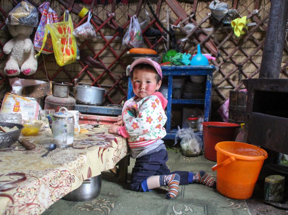 Song Kol, Kyrgyzstan