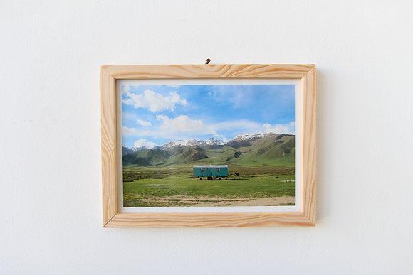 Kyrgyz Home