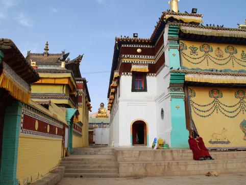 Wutun Monastery, Rebkong