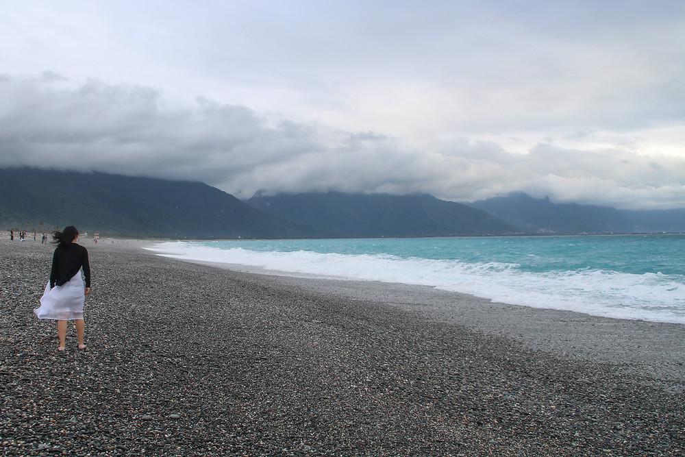 Qixingtan Beach, Taiwan