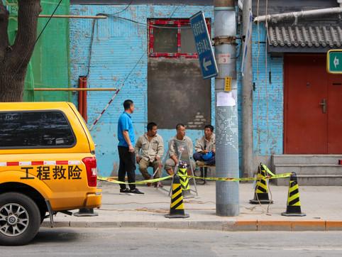 Beijing's hutongs