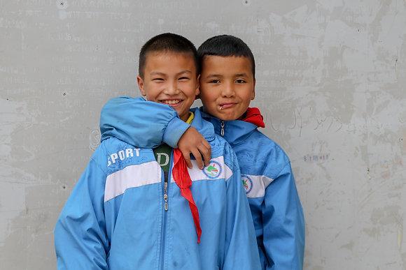 Kuqa Schoolboys
