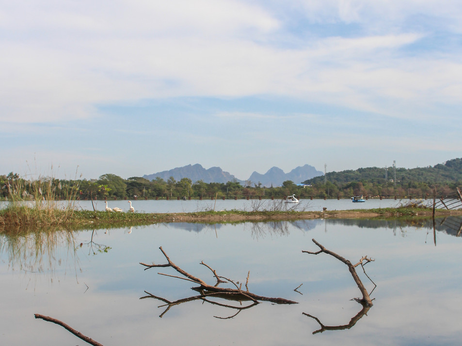 Hpa An's lake