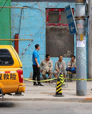 Urban life in Beijing