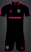 FA Black Uniform Trainng Gear design 201