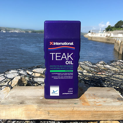 International | Teak Oil