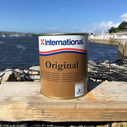 International | Original Varnish*
