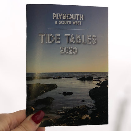 PLYMOUTH & SW TIDE TABLE 2020
