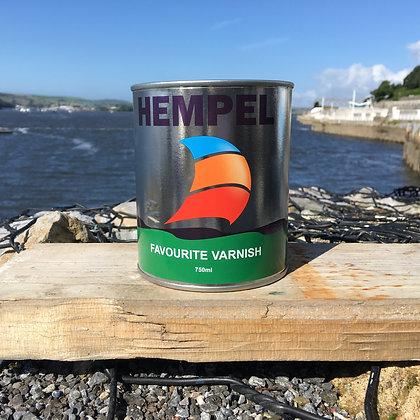 Hempel | Favourite Varnish*