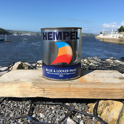 Hempel | Bilge & Locker Paint