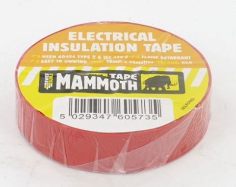 Tape Mammoth | Electrical Insulation Tape