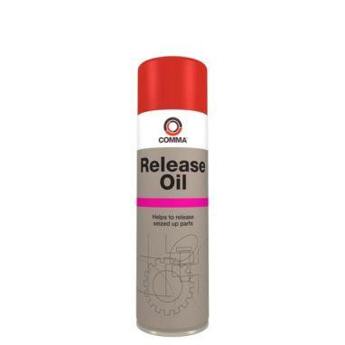 Comma | Release Oil*